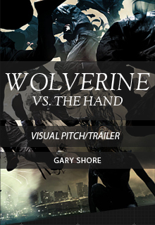 Wolverine vs. The Hand